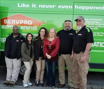 Servpro of Midtown Memphis Group Photo