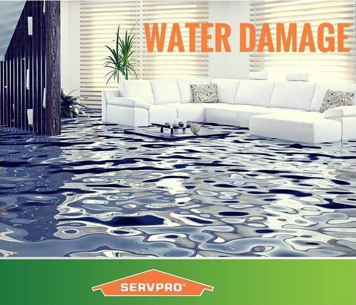 Water Damage What to do when you home or office floods