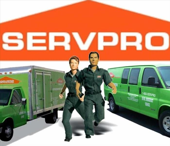 Storm Damage When Storms or Floods hit Midtown Memphis, SERVPRO is ready!